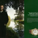 ROLEX - 2006 - ERIC CLAPTON RIPLEY SURREY HOME OF MISSISIPI DELTA BLUES PRINT AD