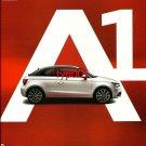 AUDI - 2010 -  A1 THE NEXT BIG AUDI TURKISH PRINT AD