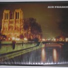 AIR FRANCE - 1976 - PARIS DESKTOP AGENDA APPOINTMENT CALENDAR