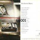 CARTIER - 1988 - AVIATION PIONEER SANTOS WATCH PRINT AD