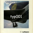 LUFTHANSA - 1980 - THEIR THOUROUGHNESS I SUPPOSE MAKES THE DIFFERENCE PRINT AD