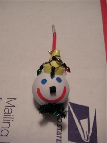 Jack in the Box 2007 Holiday Jack MINT