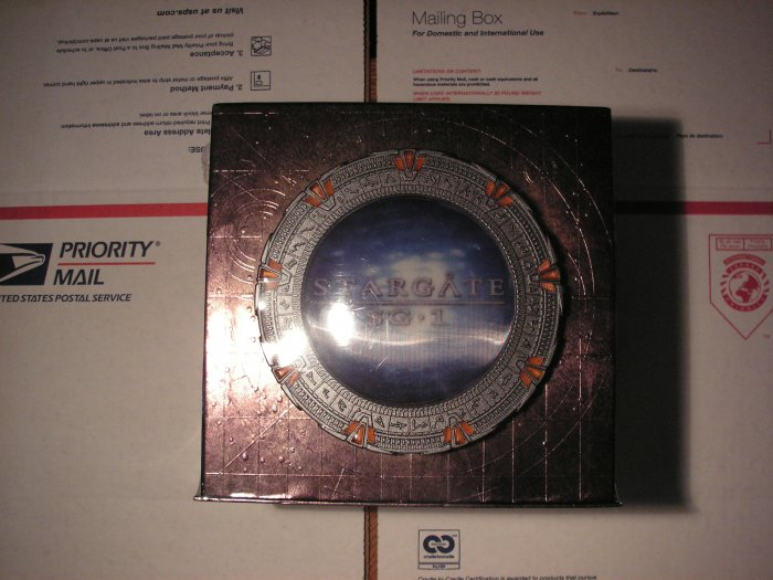 Stargate SG-1 Complete Series Collection 1-10 DVD NEW