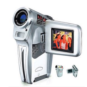 1.5 TFT LCD panel with 270 degrees rotation DV4 Video Camera