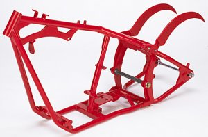 200 Series Softail Frame - Custom Chopper / Motorcycle Frames