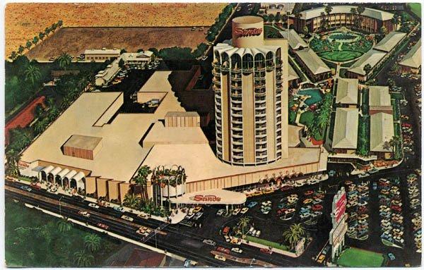 The Sands, Las Vegas, NV - Birdseye View