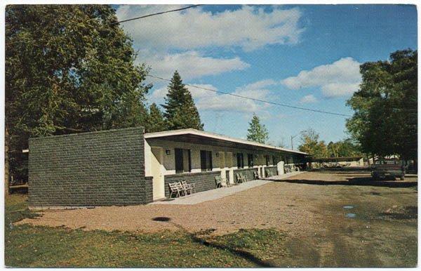 Thunder Bay Motel, Alpea, MI