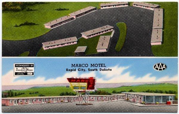 Marco Motel, Rapid City, SD