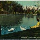 Scene on Lake Clara, Pueblo, CO c1910