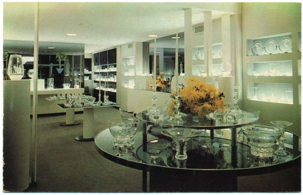 Steuben Exhibition Area, Corning Glass Center, Corning, NY