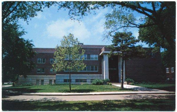 William Allen White Library, KS State Teachers College, Emporia, KS