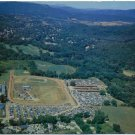 Aerial View of Fairgrounds, Great Barrington, MA c1962