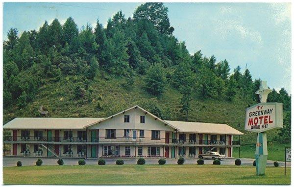 Greenway Motel, US Hwy 19, Maggie, NC