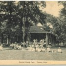 Central Grove Park, Toledo, Ohio c1910s Postcard