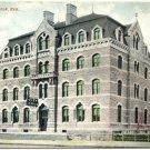 City Hall, Lincoln, NE c1909 Postcard