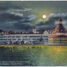 Hotel del Coronado, Coronado, CA c1914 Postcard