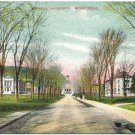 McGill University, Montreal, c1908 Postcard