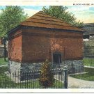 Block House, Pittsburgh, PA c1923 Postcard