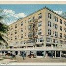 Hotel Urmey, Miami, Florida Postcard