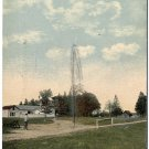 Old Lincoln Spring, Saratoga Springs, NY Postcard