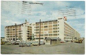 Naval Supply Center, Norfolk, VA c1960s Postcard