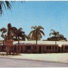 Alexandria Motor Lodge, Melbourne, FL 1950s Postcard
