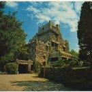 Gillette Castle State Park, Hadlyme, CT 1960s Postcard
