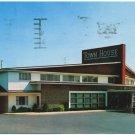 Town House Motor Hotel, Albany, NY c1959 Postcard