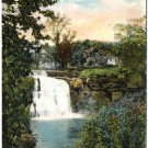 Shinglekill Falls, Catskill Mtns, NY c1914 Postcard