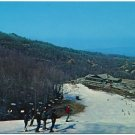 Slopes at Gatlinburg Ski Lodge, Gatlinburg, TN Postcard