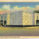 Grand Rapids Public Museum, Michigan Postcard