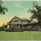 Country Club, Birmingham, AL c1912 Postcard