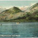 Lake Minnewanka, near Banff, Canada Postcard