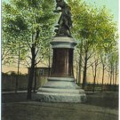 Monument Montcalm, Quebec c1915 Postcard