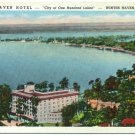 The Haven Hotel, Winter Haven, FL Postcard