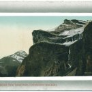 Emerald Peak and Cascade, Canadian Rockies Postcard