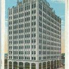 Santa Fe Building, Amarillo, TX Postcard