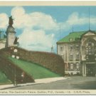 The Cardinal's Palace, Quebec, P.Q. c1955 Postcard