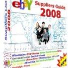 2008 EBay Suppliers List