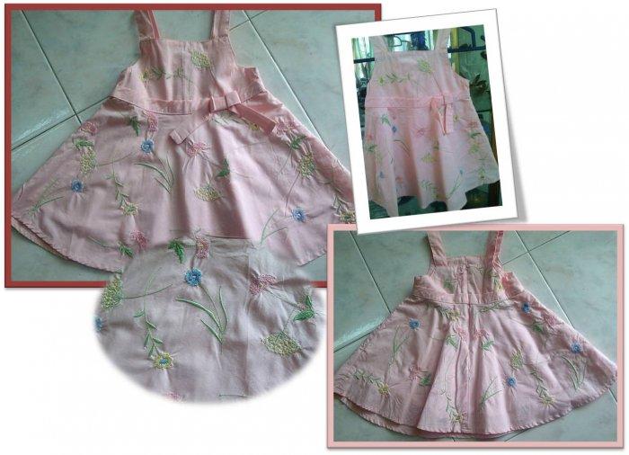 Gymboree Embroidery Dress