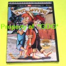 FREE USA Shipping TOM SAWYER Mark Twain's Classic American Tale Movie DVD Animation Cartoon