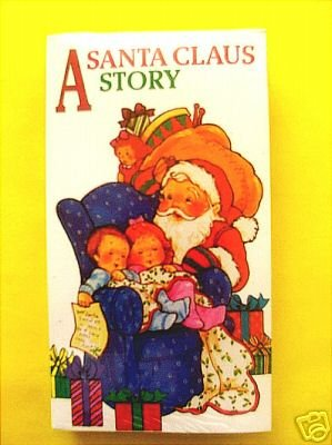 (NEW SEALED) SANTA CLAUS STORY Christmas Movie VHS Family Animation Cartoon