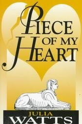 PIECE OF MY HEART Paperback BOOK Author Julia Watts Lesbian Story