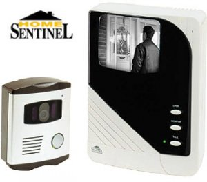 HOME SENTINEL VIDEO INTERCOM SYSTEM