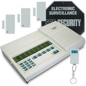 KEEPSAFER WIRELESS HOME SECURITY SYSTEM