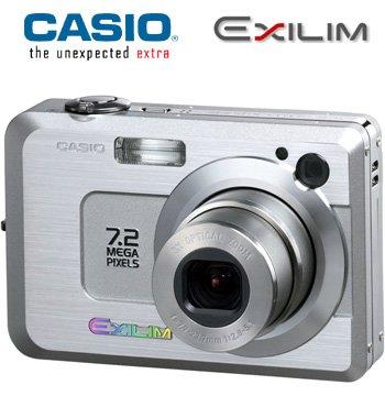 CASIO DIGITAL CAMERA WITH OPTICAL ZOOM