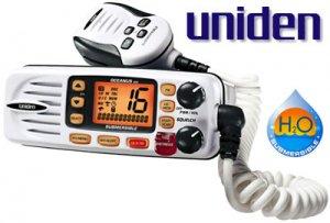 UNIDEN VHF MARINE RADIO WITH DIGITAL CALLING