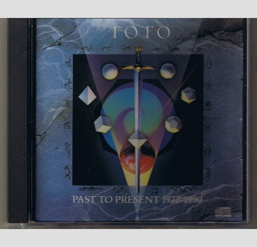 Toto - Past to Present 1977-1990    CD