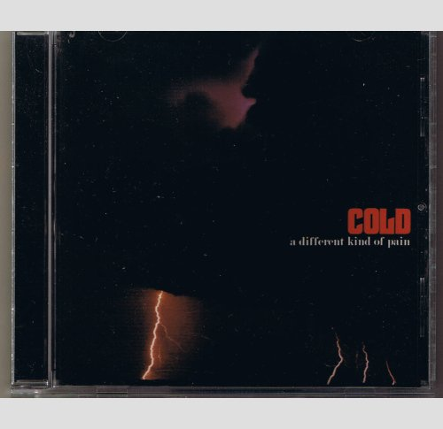 Cold - A Different Kind Of Pain      CD