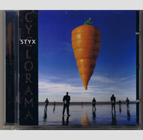 Styx Cyclorama CD